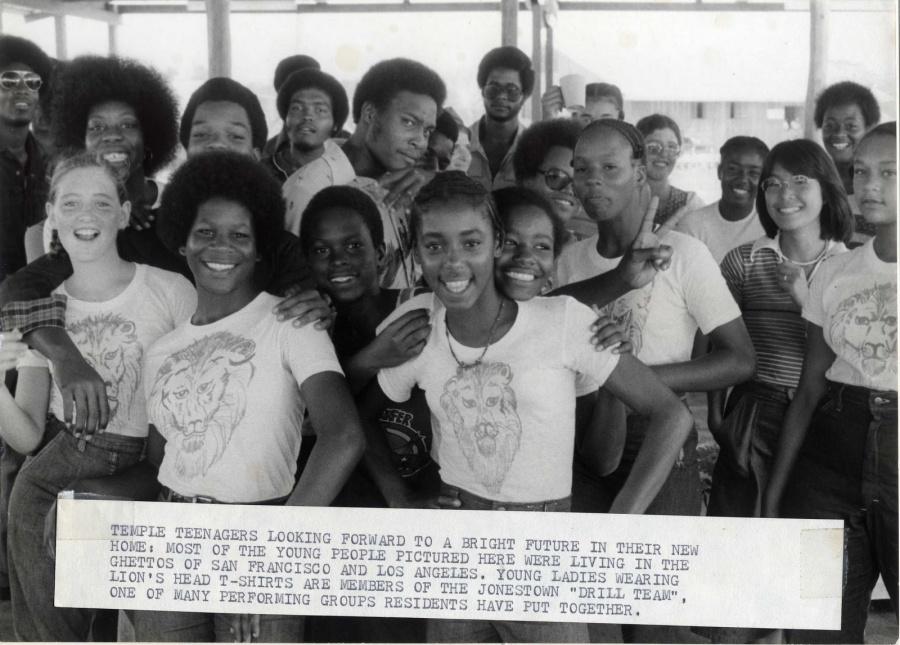 Black women JT group